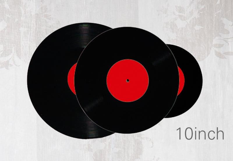 Vinyl Pressung 10inch