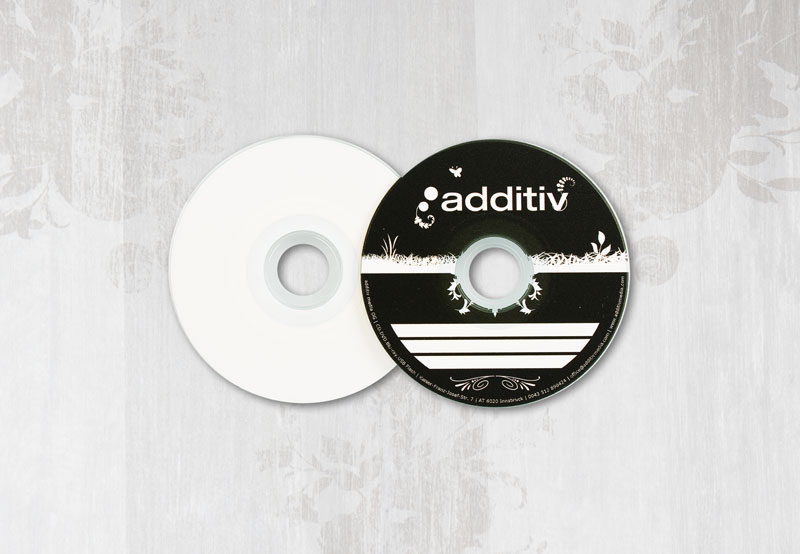 Logo CD DVD Blu-ray