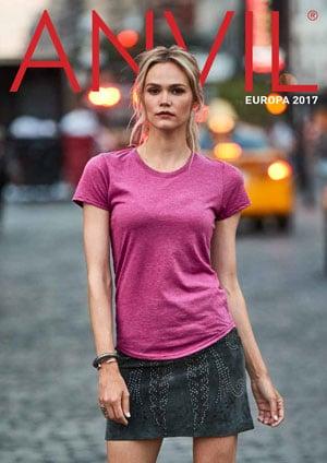 Anvil Katalog 2017 Collection