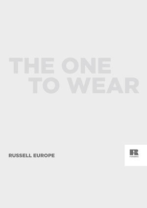 Russell Katalog 2017 Collection
