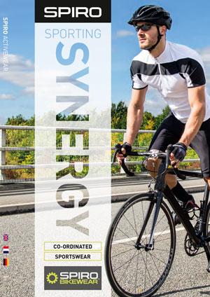 Spiro Sportswear Katalog 2017 Collection