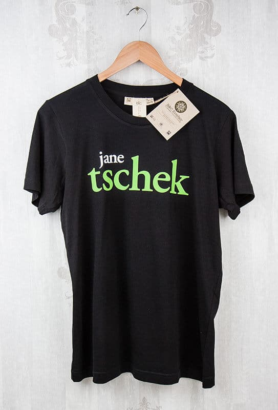 Bio Fairtrade T-Shirt 2c Siebdruck