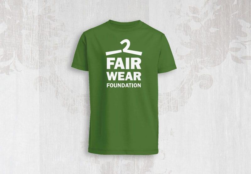 T-Shirt Fair Wear Überblick